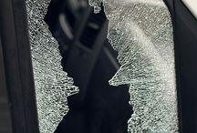 Oops! / Window mishaps and broken glass...