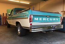 mercury truck