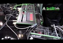 Techno instruments