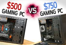 Gaming PC Comparisons