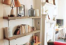 Shelf Ideas / Shelf ideas.