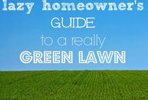 Lawn care / by Chris O'Donnell