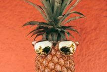 Be  A  Pineapple / Stand tall,wear a crown  and be sweet on the inside!