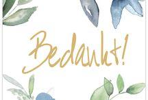 Trouwhuisstijl: Blue romance / Op dit bord vind je inspiratie bij een gemaakte trouwhuisstijl door ons. Deze trouwhuisstijl heeft als basis prachtige blauwe bloemen. De bloemen zijn gemaakt met de hand van waterverf. De combinatie van blauw, goud en mint zorgt voor een zachte en luxe uitstraling. Naast de trouwkaarten laten we je prachtige styling, kleding & bloemen zien in dezelfde stijl voor een prachtige bruiloft.