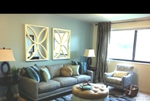 Living rooms / by Amanda McGill