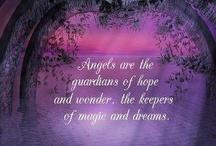 angeles y arcangeles y hadas