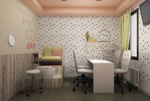 Nail room-Work place!!