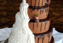 Wedding cake / by Hadeel Abdelmageed