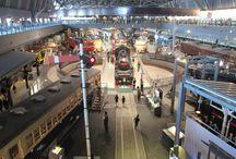 Railways Museum in Omiya / 鉄道博物館で撮影した写真から