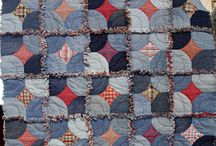 Quilt - Rag quilts