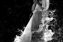 water dress