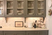 Built ins/cabinets/shelving / Favorite built ins and a selection of cabinet styles