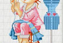 Cross stitch / схемы, схемы, схемы