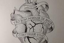 Draw and tattoo