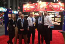 Toy Fair 2016 #ToyFairNY / We exhibit at Toy Fair each year. Check out pics from our booth!