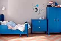 Moodboard girl room