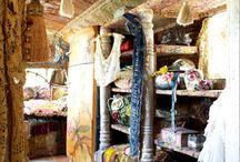 Gypsy Bohemian Caravan Living