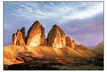 Dolomiti Dolomites Dolomiten & nearby / DOLOMITI Patrimonio Naturale dell'Umanità UNESCO World Heritage Site