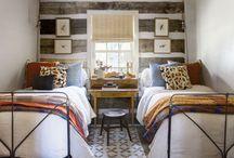 Dormitorios de dos camas