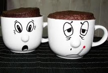 Mugs - Beautiful and Interesting / I Love MUGS and I would like to have all of these