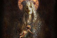 Religious Iconography / by reneeruin