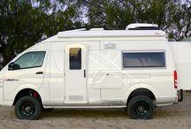 Motorhomes & Campervans / www.xcentrix.com.au