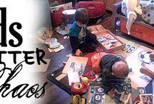 Kids, Clutter & Chaos BLOG