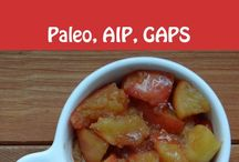 AIP: Food / Recipes