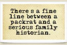 Genealogy pointers