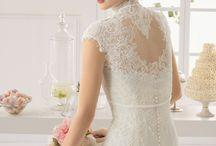 Aire Barcelona 2015 -Amaya dress - Rosa Clara / Amaya esküvői ruha -Aire Barcelona kollekció http://lamariee.hu/eskuvoi-ruha/aire-2015/amaya