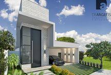 Projetos Arquitetônicos / Residenciais