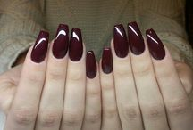 Classy coffin nails