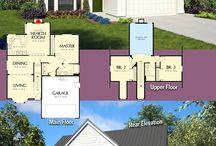 Home Plans & Hints