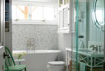 Bathroom Ideas / by Melissa Barbera Cicchetti