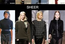 Fashion trends a/w 2015