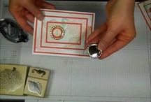 Cards-Triple time stamping / by Marti Diyorio