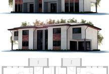 Дом на две квартиры с раздельными входами
