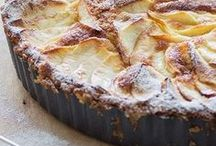 4- tartas de manzana