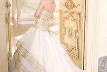 matrimonio / purple and gold wedding