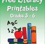 Literacy Ideas / by Ameenah