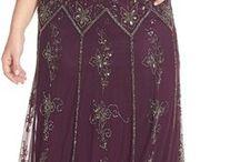 Plus Size Gowns (Long Dresses)