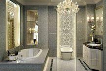 Master bathroom / Luxury bathroom