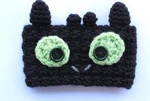 Crochet cup☕️