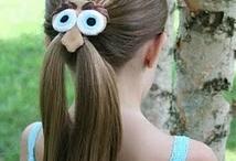 Cute Hair Bow Ideas / Cute Ideas for Hair Bows and Crafts