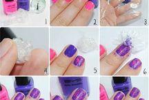 Nails - techniques