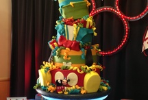 Themes and cakes for birthday