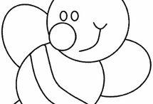 aplike çizim teknikleri