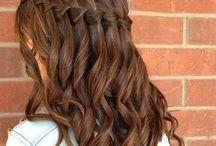 Peinados..Nuevo look*** / la belleza física y personal  estar en salud tener una vida sana