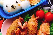 お弁当 / by SnapDish Recipe & Food