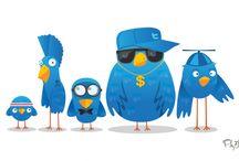 Команды в Twiter / В программе команды учились создавать свои страницы